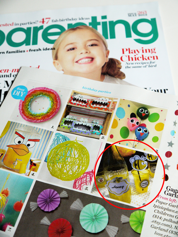 parents magazine birthday ideas