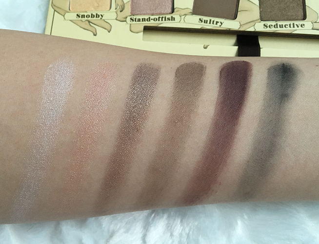 NUDE 'tude Eyeshadow Palette by theBalm #15