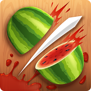 Fruit Ninja Free - VER. 2.8.3 (Power-up/Score Multiplier - Fast Level Up) MOD APK
