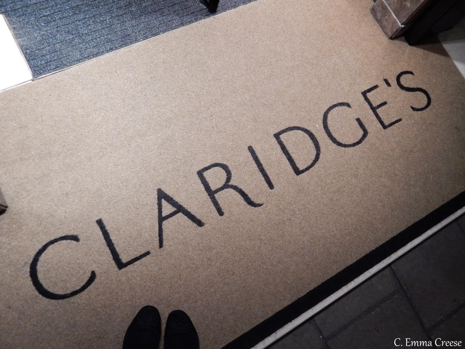 Restaurant review Fera Claridge's