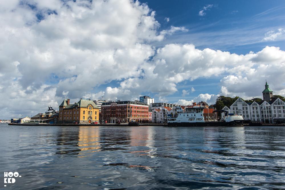 Views of Stavanger Harbour in Norway. Photo ©Mark Rigney / Hookedblog