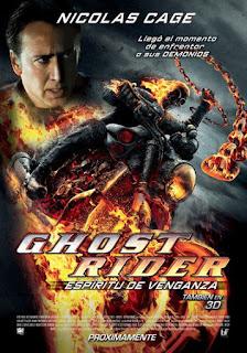 El Vengador Fantasma 2: Espíritu de Venganza (2011, 2012)