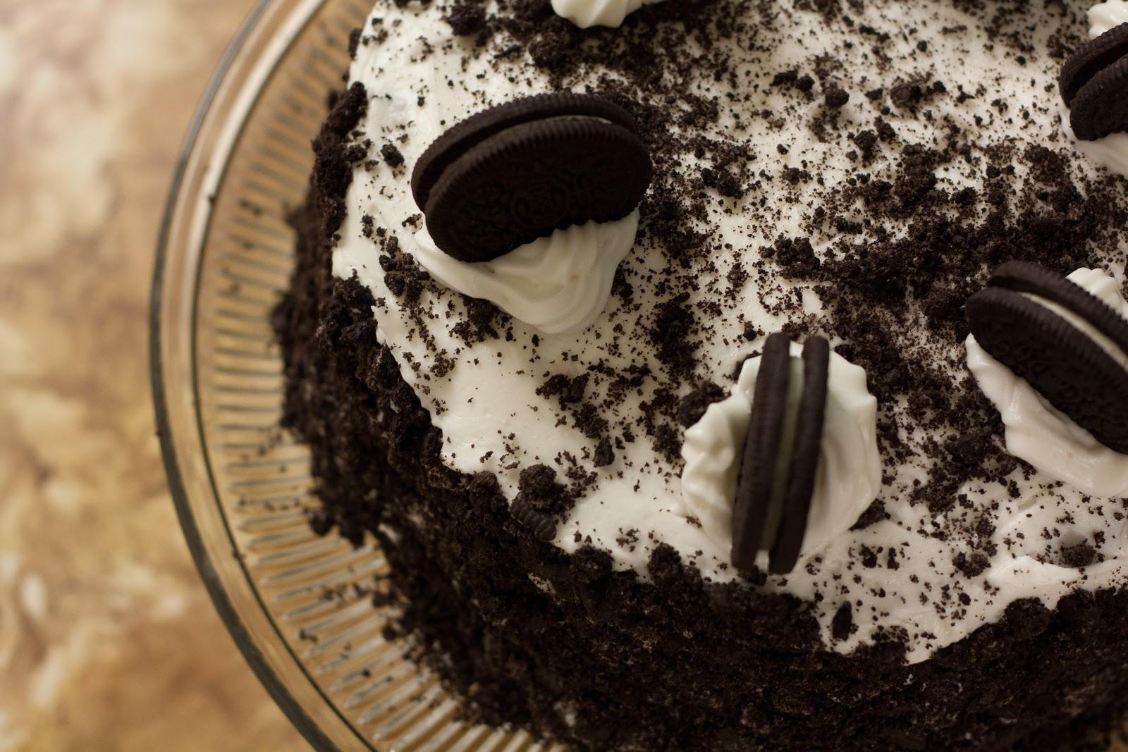 The Beautiful Is Everywhere Chocolate Oreo Cake
