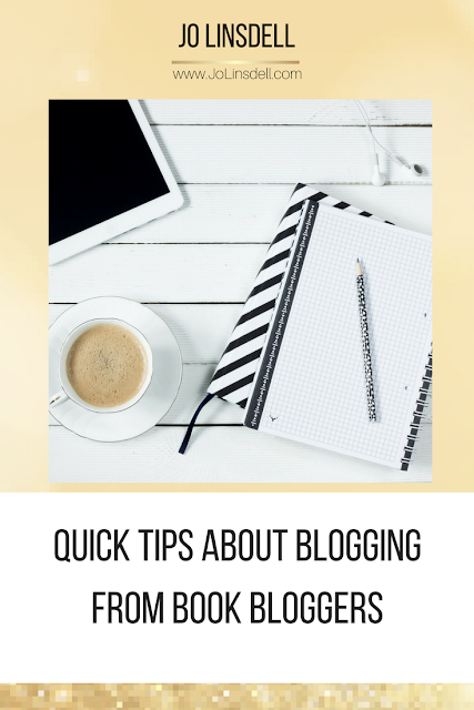 Quick Tips About Blogging From Book Bloggers