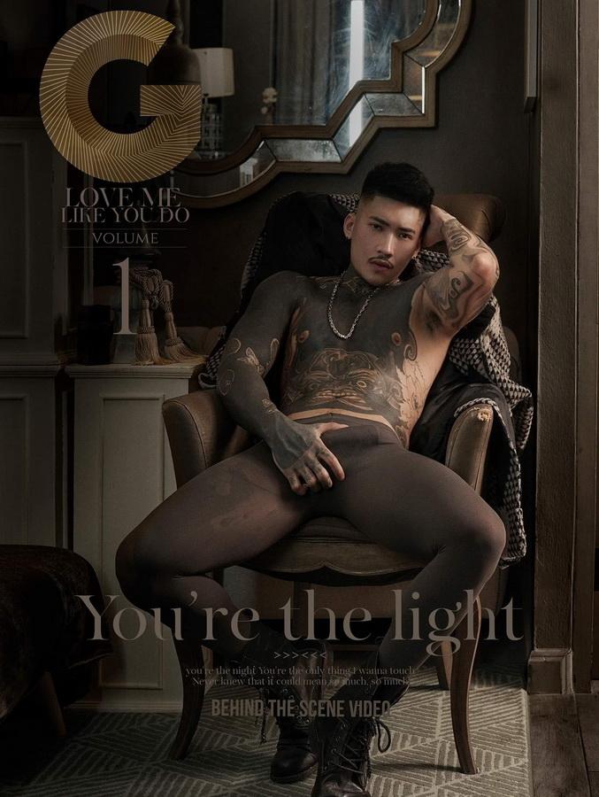 G Magazine 01 [PHOTO+CLIP]