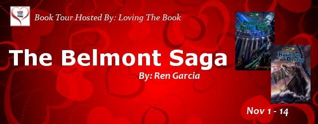 Book Tour Belmont Saga By Author Ren Garcia Loving The Book Events