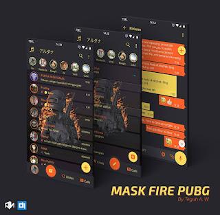 Musk Fire PUBG