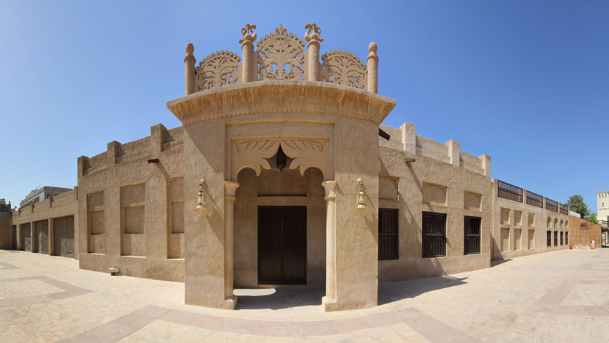 Al Fahidi Historical Neighbourhood, Go Offbeat in Dubai - Discover its Rich Heritage and Culture, Al Fahidi Historical Neighbourhood, Al Seef District, The Mountain Town of Hatta, what to visit in dubai,