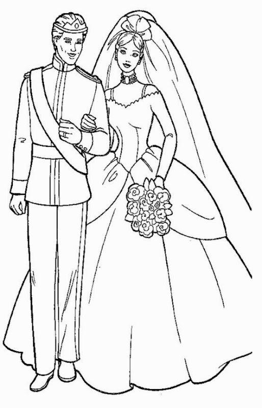 wedding coloring sheets free coloring sheet