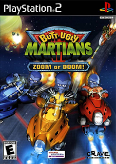 Butt Ugly Martians: Zoom or Doom! PS2