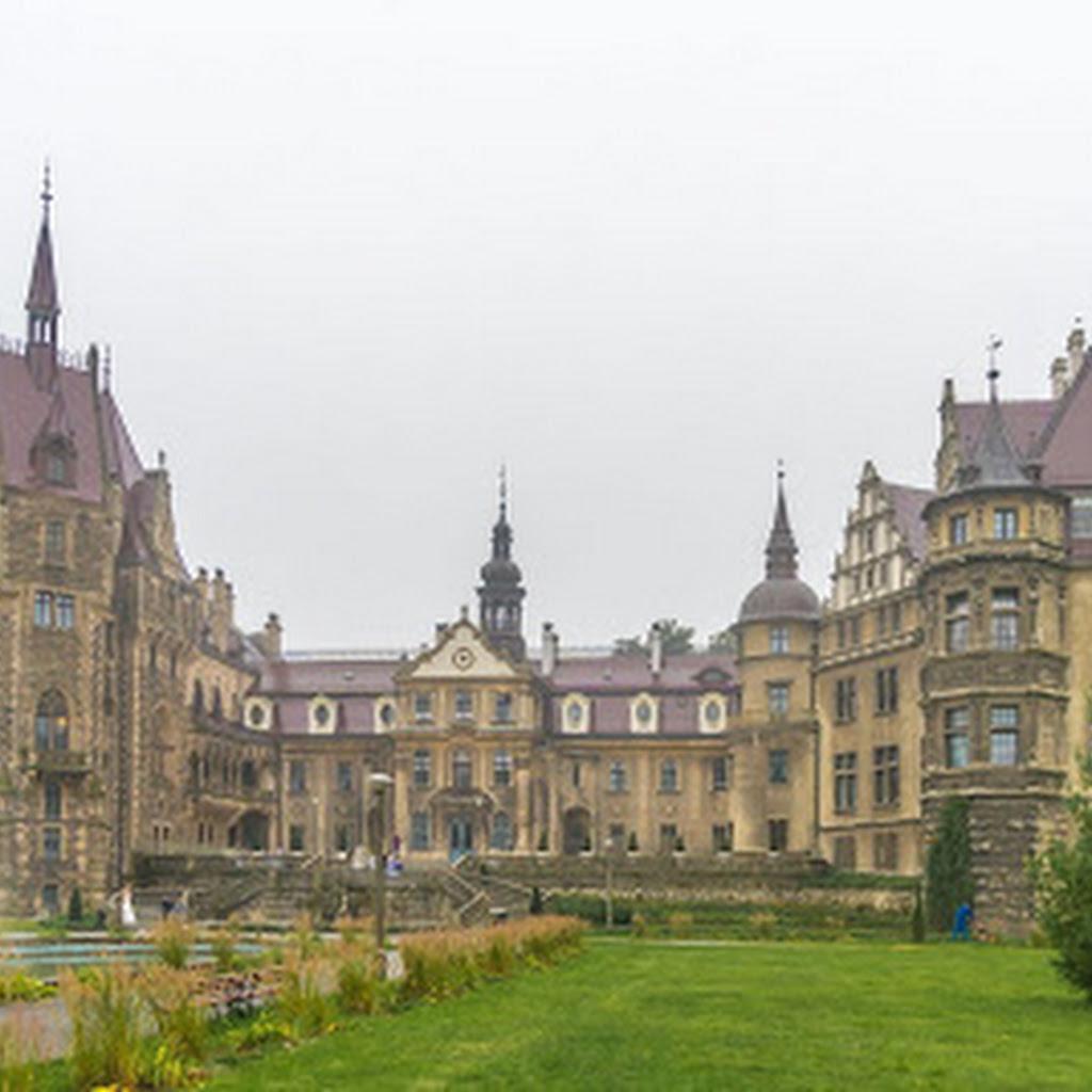 Opolskie na weekend: zamki, pałace i miejsca, które warto zobaczyć.