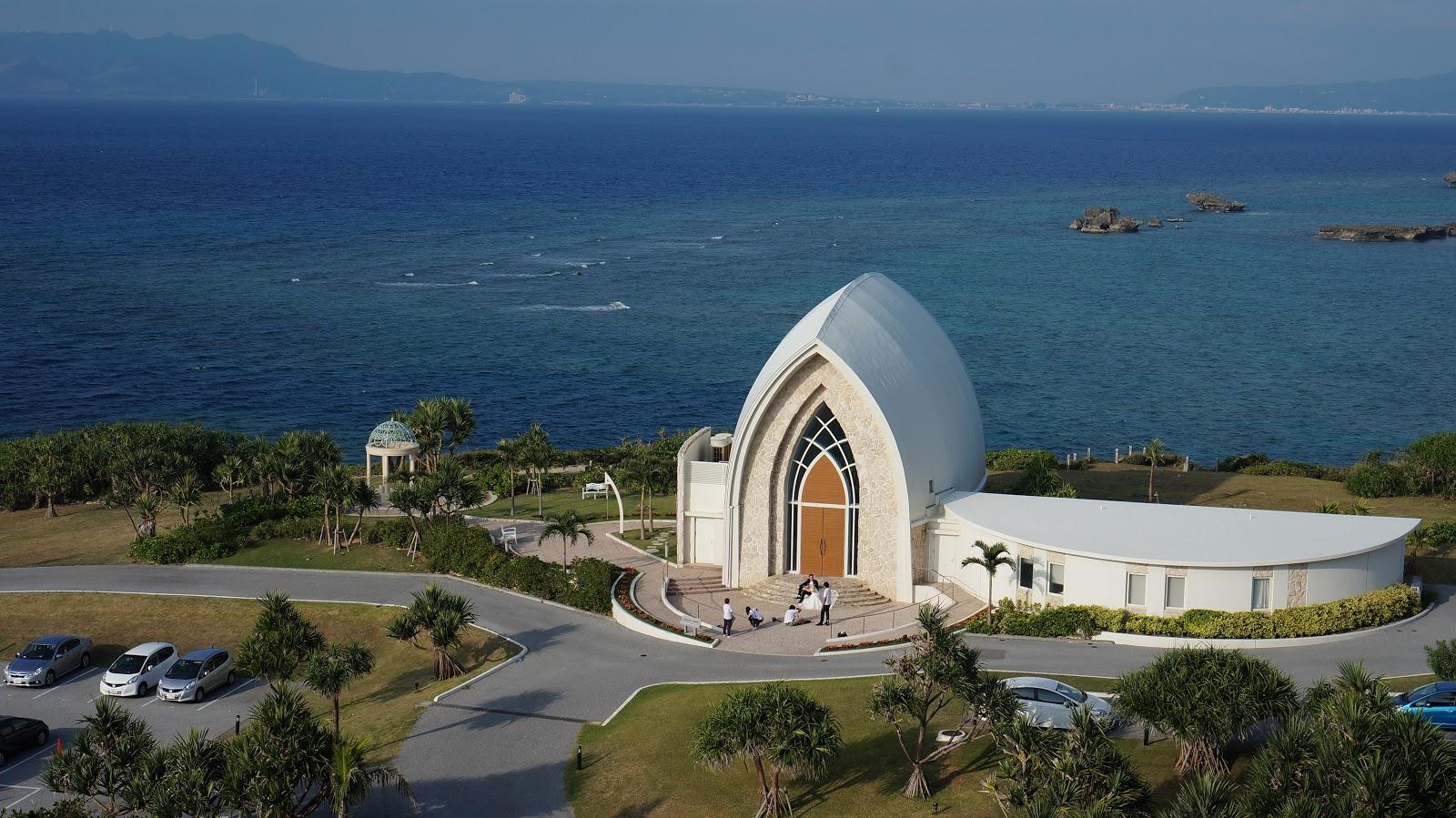Image result for ANA Manza Beach Resort 教堂 景