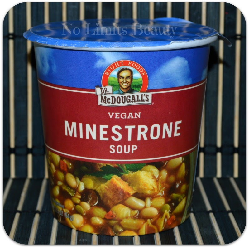 iHerb - Dr. McDougall's, Minestrone Soup, 2.3 oz (64 g)