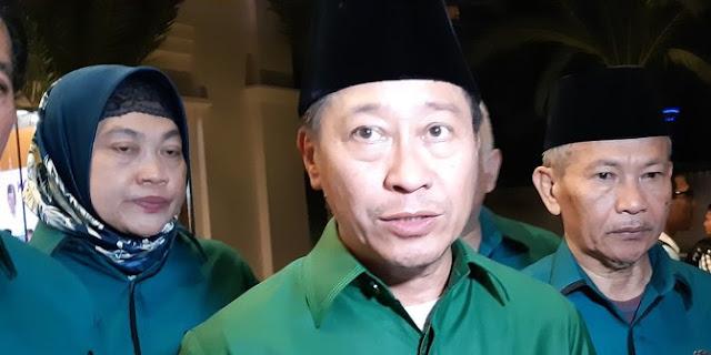 Ketum PPP: Serangan Jokowi ke Prabowo Bisa Dipidanakan