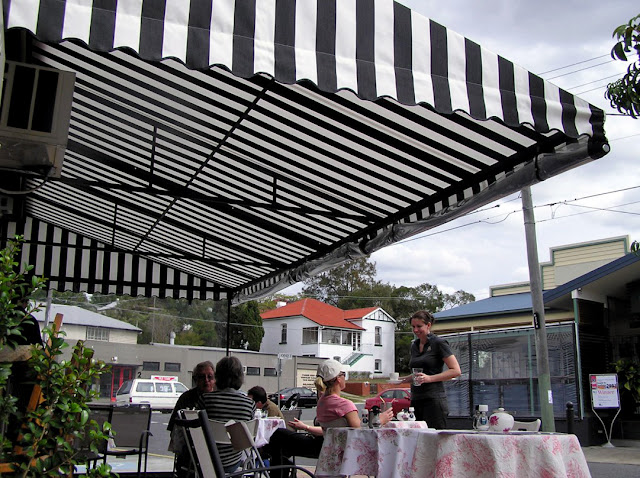 awning canopy cafe