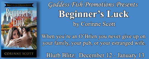https://goddessfishpromotions.blogspot.com/2016/11/blurb-blitz-beginners-luck-by-corinne.html