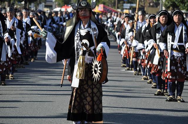 Ako Gishisai Festival, December 14, Tokyo and Hyogo