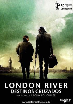 London River: Destinos Cruzados - DVDRip Dual Áudio