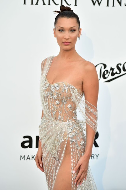 Bella Hadid - amfAR's 24th Cinema Against AIDS Gala