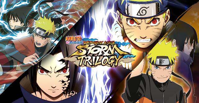 Naruto: Ultimate Ninja Storm Trilogy y su edición especial tienen fecha de lanzamiento