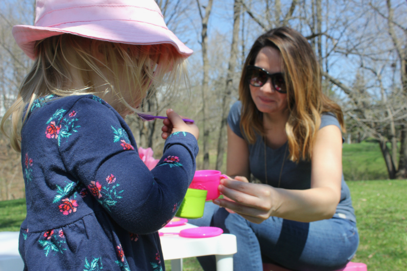 Creating the Perfect Toddler Tea Party