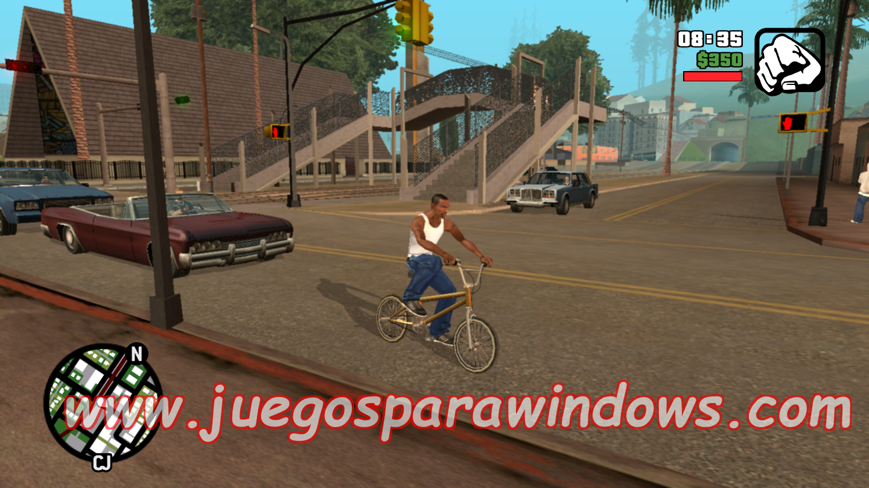 Grand Theft Auto San Andreas ESPAÑOL XBOX 360 (Region FREE) 11