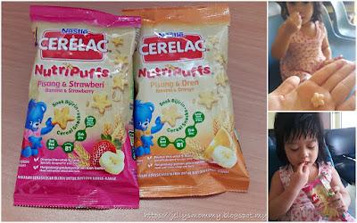 Nestle Cerelac NurteiPuffs