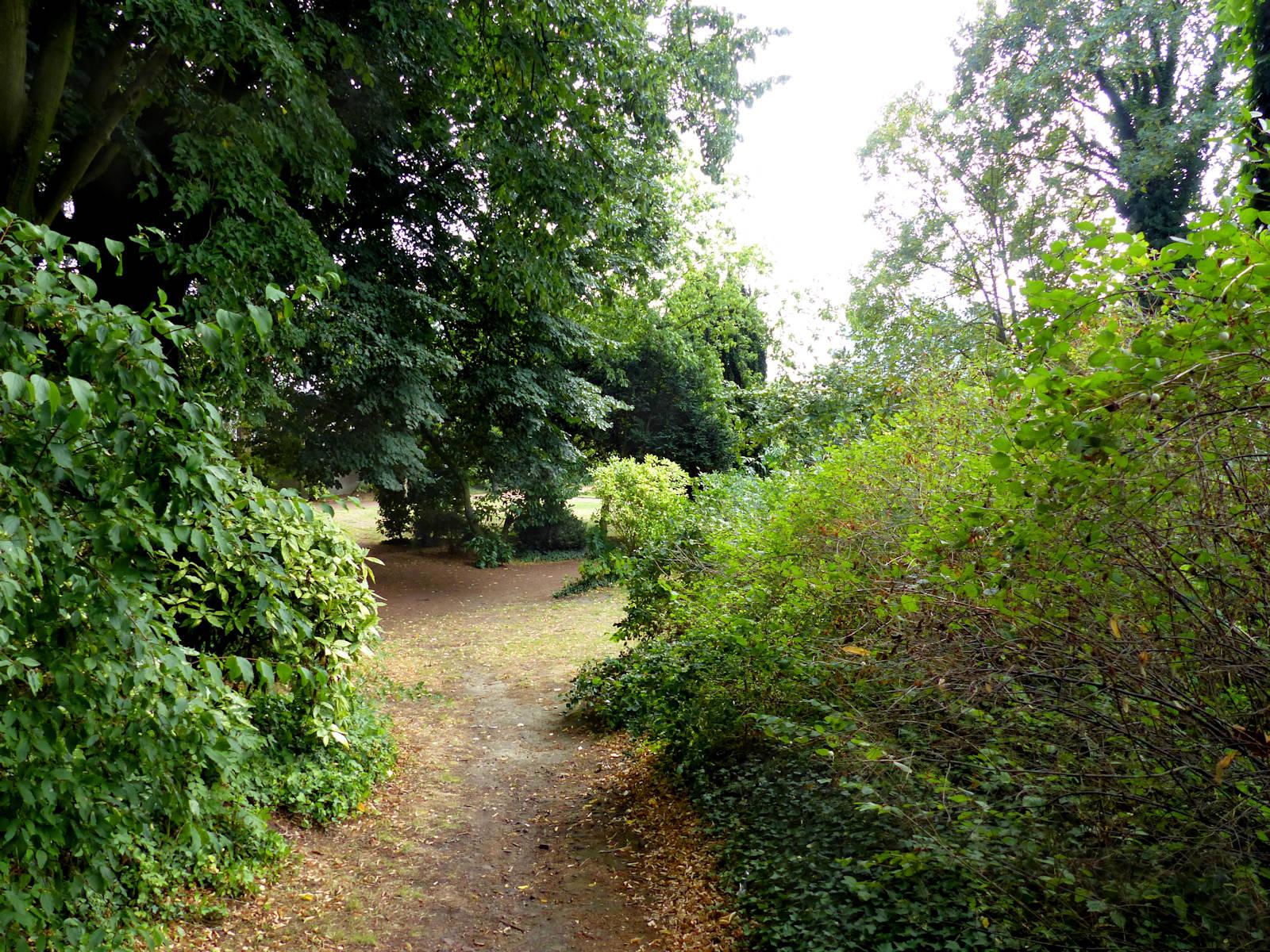 Tourcoing parcs et jardins - Jardin botanique
