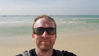 Me in Nouakchott