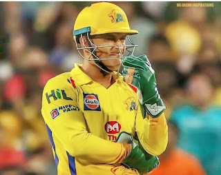 So will Dhoni take rest from the IPL for the World Cup?