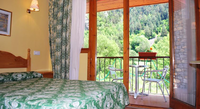 Hotel Antic - La Cortinada - Andorra