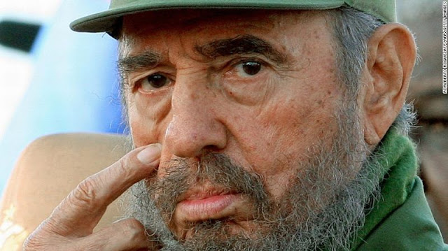 Penghormatan Terakhir Rakyat Kuba untuk Fidel Castro