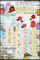 Easter mini quilts