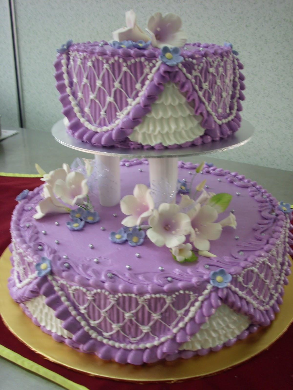 ESCUELA de Creatividades Latinas: ADVANCED CAKE DECORATING