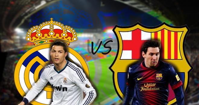 Ver Partido en VIVO: Barcelona vs. Real Madrid 2016 | Clásico