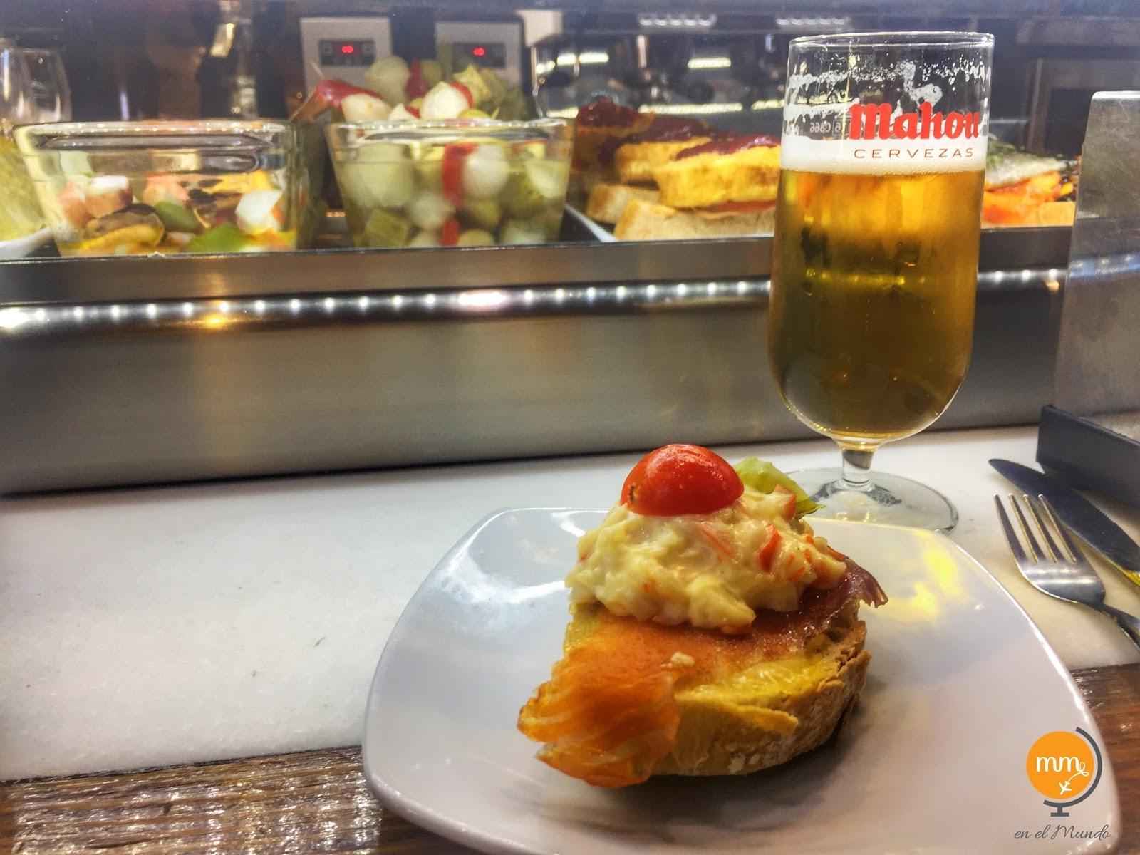 Tapas, styl życia Hiszpanów.