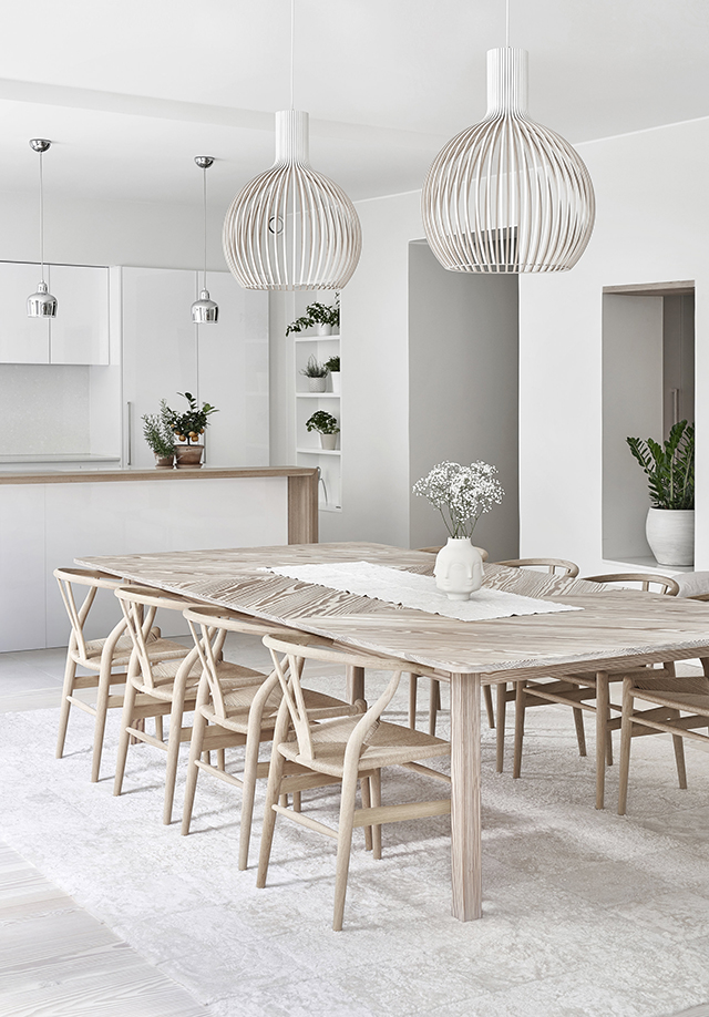 A Beautiful Finnish Home with Clever Details