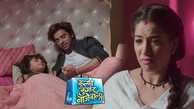 Kulfi's mysterious sacrifice to save Sikandar-Amyra's relation in Kulfi Kumar Bajewala