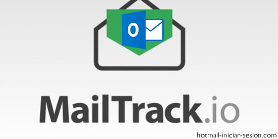 Mailtrack para Outlook.com en hotmail iniciar sesion