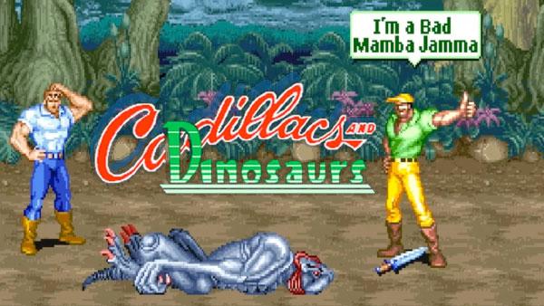 Cadillacs and Dinosaurs (Capcom, 1993)