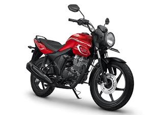 Baru All New Honda CB150 Verza Lampu Depan Bulat.