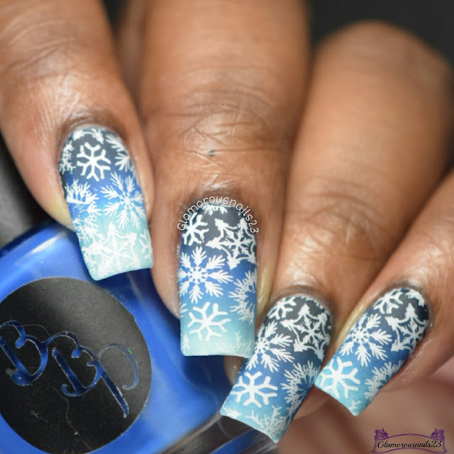 The Nail Challenge Collaborative - Winter #1