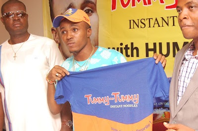 Humble Smith Signs Multi-million Naira Deal with Tummy Tummy Foods
