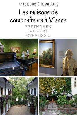 Beethoven, Mozart, Strauss et bien d'autres vécurent à Vienne. La ville regorge d'appartements où ces compositeurs célèbres vécurent, désormais transformés en musée. #Vienna #Wien #musique #music