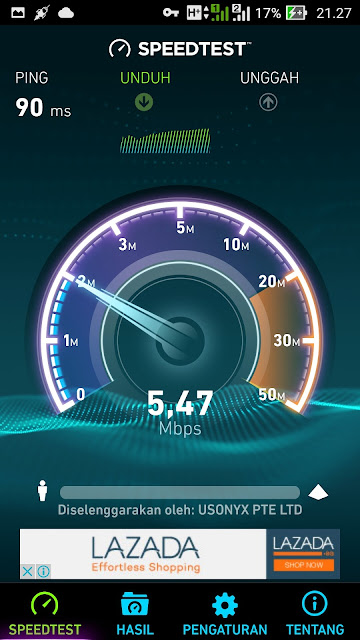 Config HI Premium Telkomsel High Speed aktif sampai 10 januari 2017