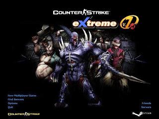 Download Counter Strike Extreme v7 Singel Link