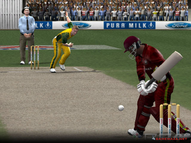EA Cricket 2005 Gameplay Screenshot 3