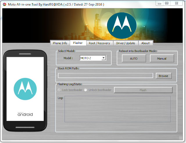 Moto All In One v2.5 Tool 100% Working Free Download
