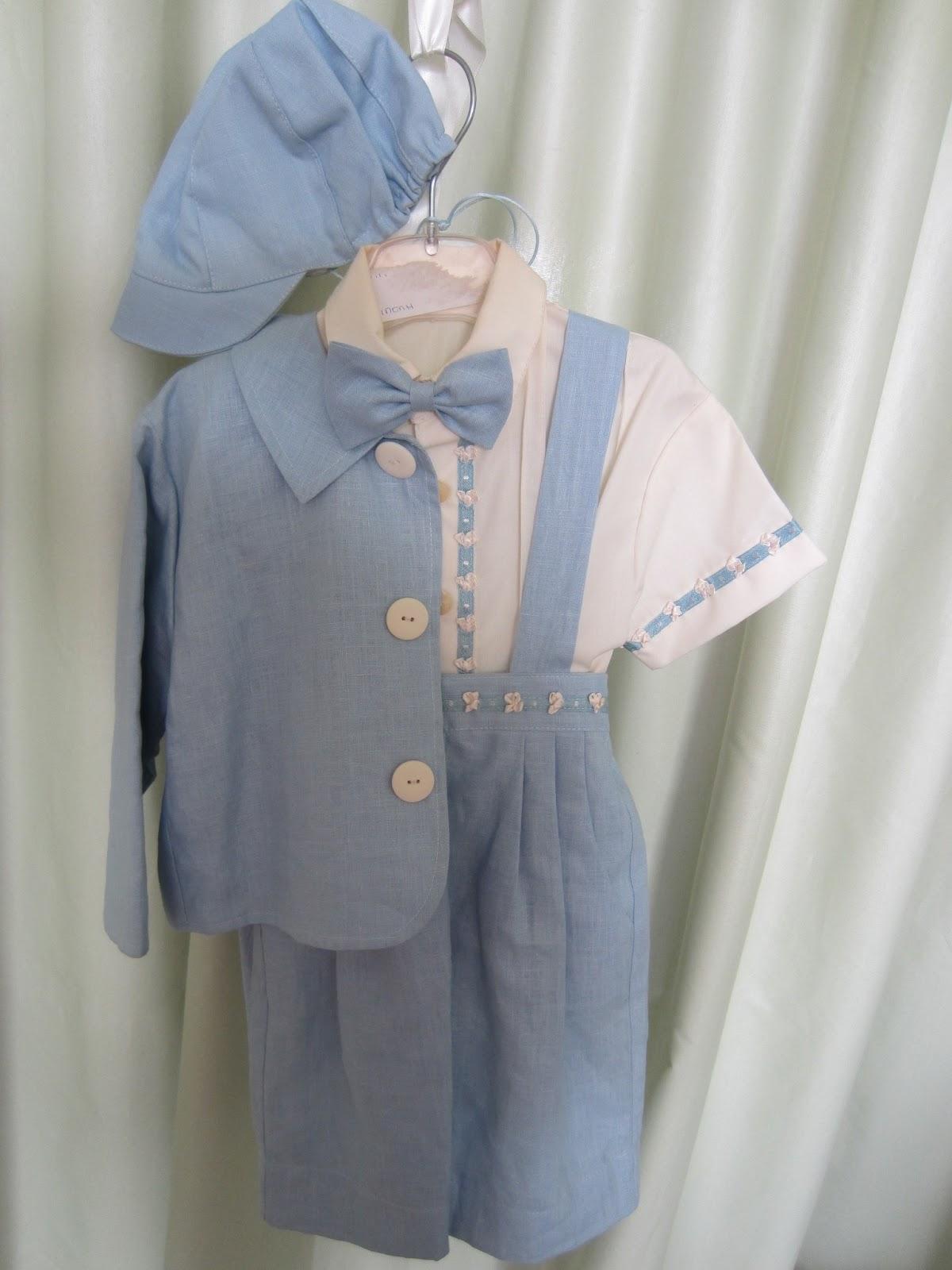 d68b816a0e6 Παντελόνι, πουκάμισο, παπιόν, σακάκι και καπέλο. Νο 1. Τιμή: 60 ευρώ.