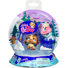 Littlest Pet Shop Globes St. Bernard (#688) Pet